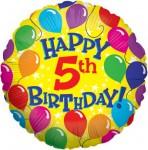 Pedigree dogs Happy 5th Birthday