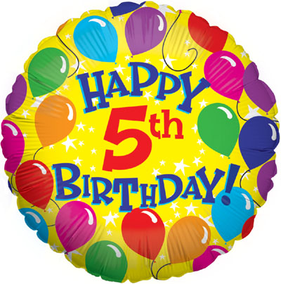 Pedigree Dogs Happy 5th Birthday Happy 5 Birthday Wishes