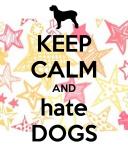 Dogs Ireland hate