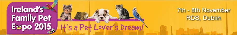 Pet Expo 2015 RDS Dublin